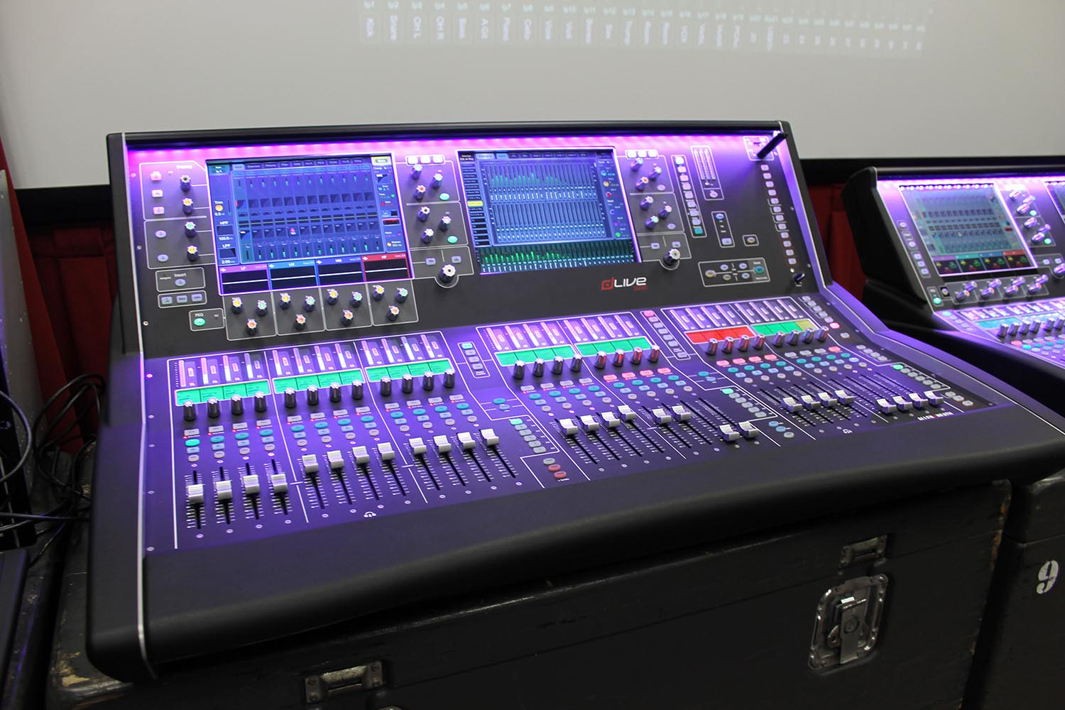 Allen & Heath Workshop