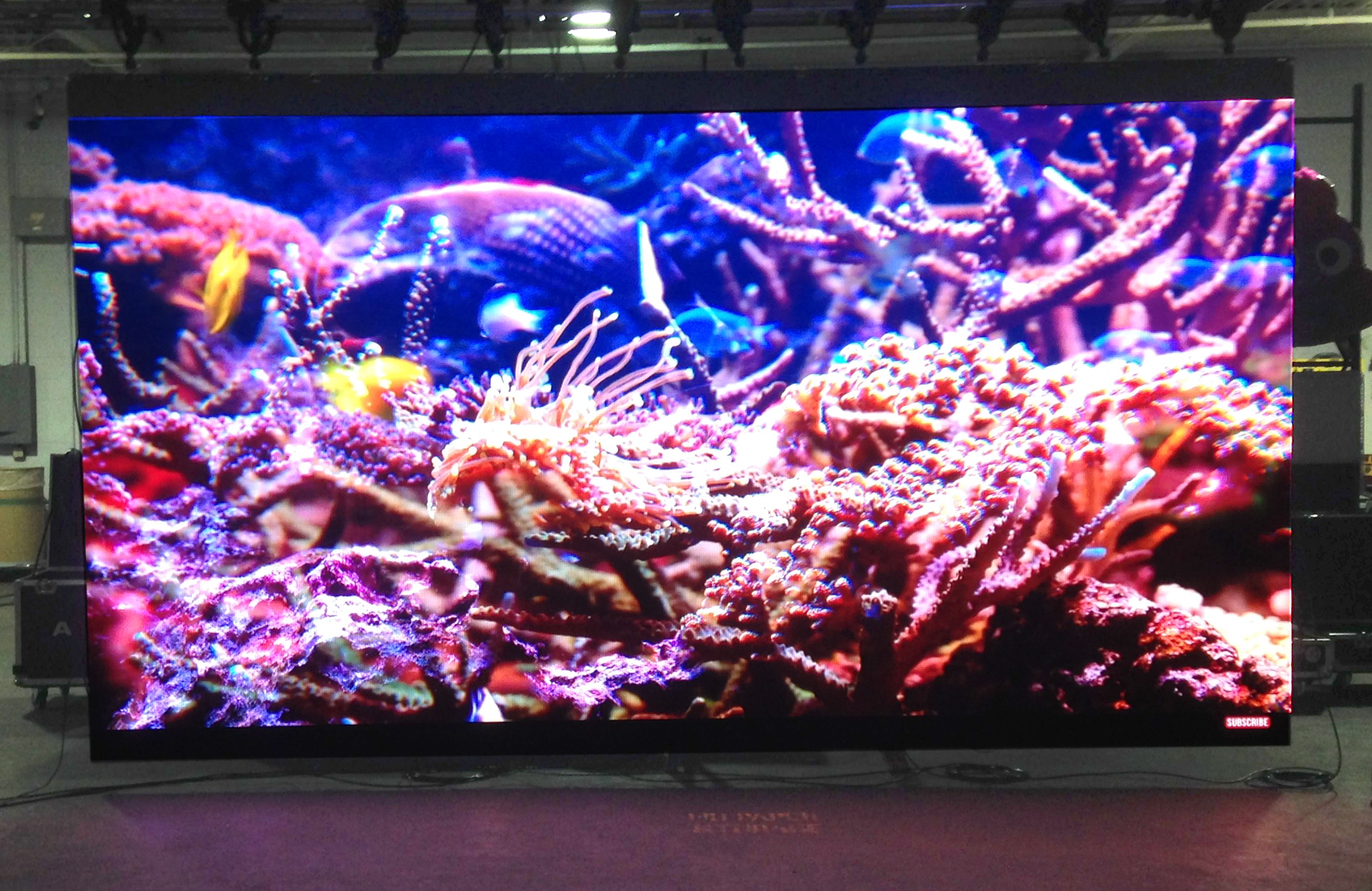 New LED Video Screens