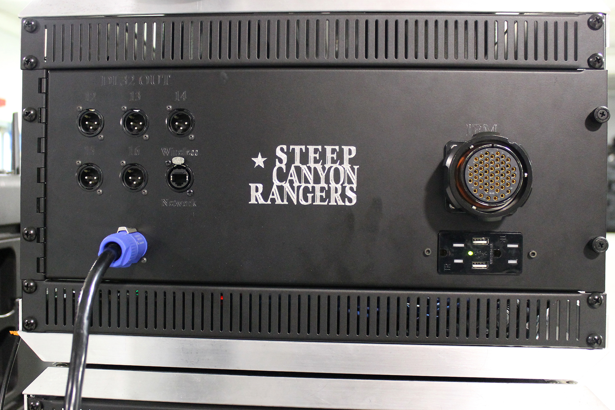 Steep Canyon Rangers Wireless Mobile Racks