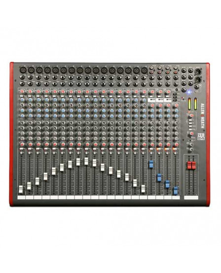 allen heath zed 24 24 channel multipurpose mixer with usb. Black Bedroom Furniture Sets. Home Design Ideas