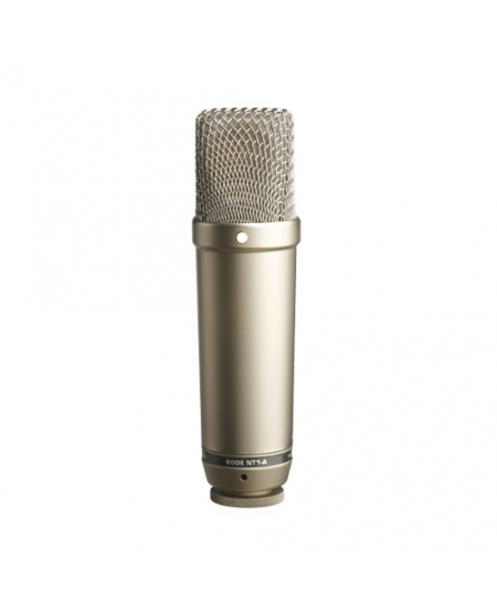 "Rode Microphones NT1-A Incredibly quiet 1"" cardioid condenser microphone"