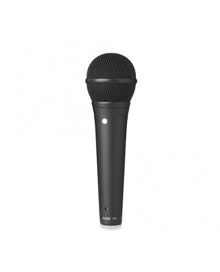 Rode Microphones M1 Live performance cardioid dynamic microphone with lifetime warranty