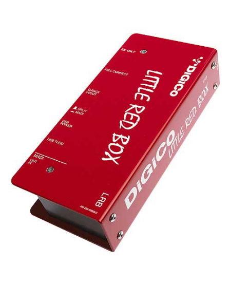 DiGiCo Little Red Box: Expanding SD9 and SD11 Connectivity