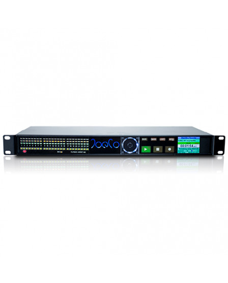 JoeCo BBR64-DANTE 64 channel BLACKBOX RECORDER –DANTE i/o plus 8 ch. balanced inputs