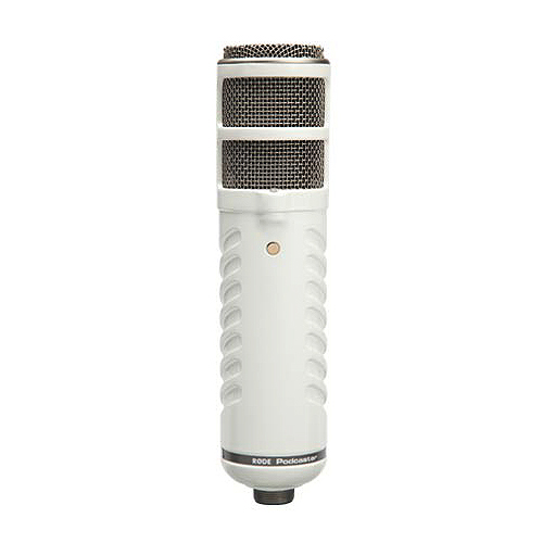 rode microphones podcaster broadcast quality cardioid end address dynamic usb microphone. Black Bedroom Furniture Sets. Home Design Ideas