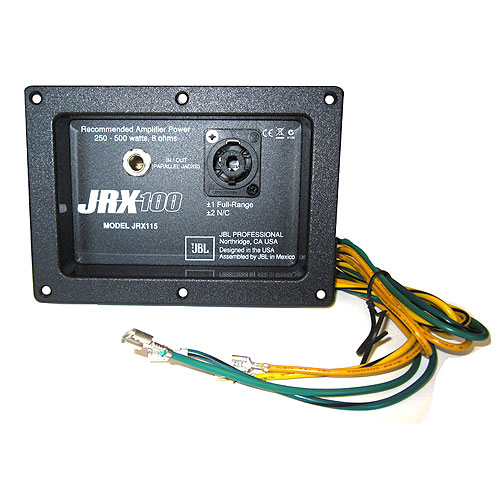Jbl Crossover Parts – Jerusalem House