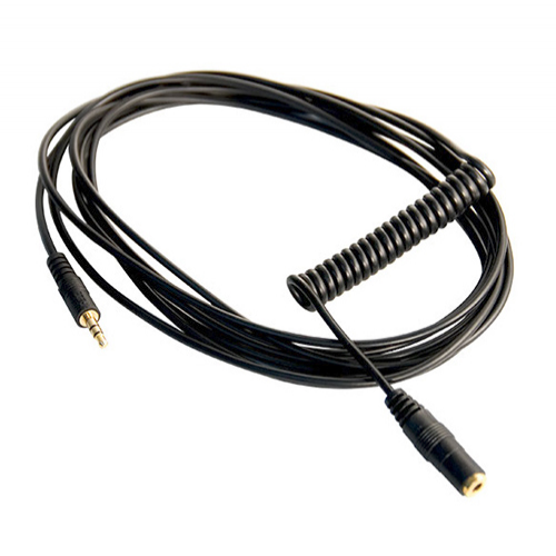 Rode Microphones VC1 3m (10') stereo mini jack (3.5mm) extension cable.