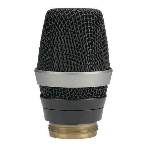 AKG D5 WL1, Dynamic Supercardioid D5 Microphone head used with HT 4500 and DHT800 handheld transmitters.