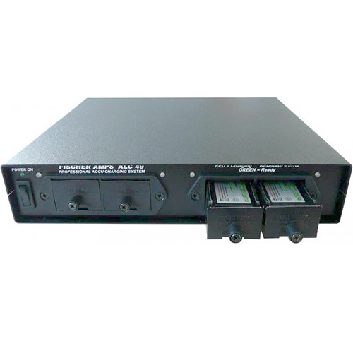 Ansmann ALC 49 9V Half Rack Battery Charger, 960-00173