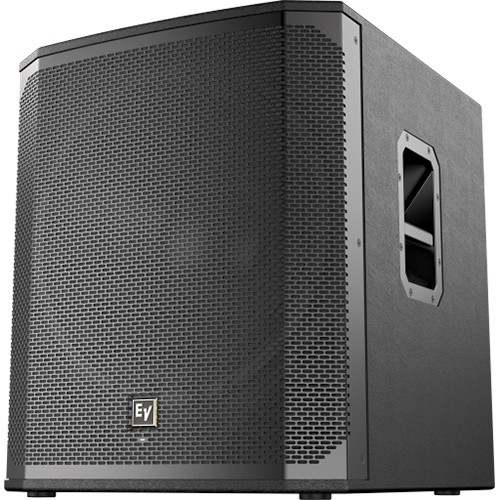 "Electro-Voice ELX200-18SP-US 18"" powered subwoofer, US cord"