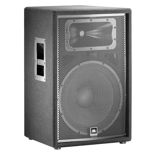 "JBL JRX215 Passive 15"" Two-way stage monitor or front of house speaker system"
