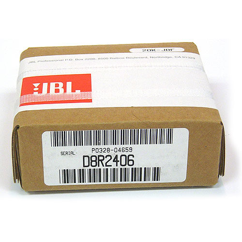 JBL D8R2406 Genuine JBL Replacement Diaphragm