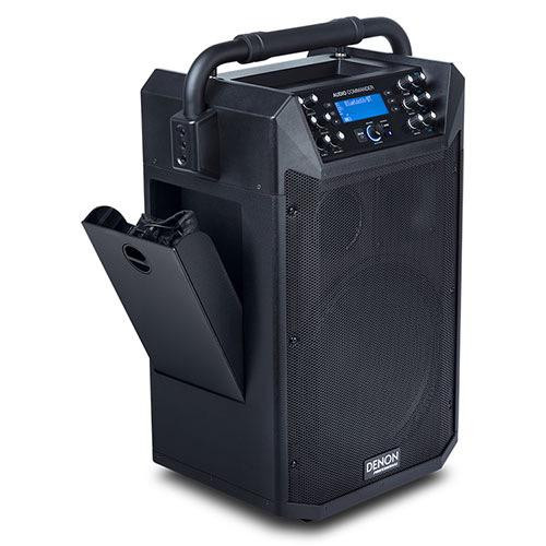 Denon Professional Audio Commander Professional Portable PA