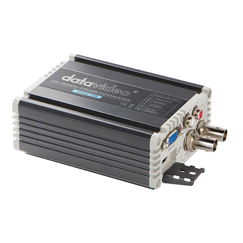 DataVideo DAC-70 Up/Down Cross Converter. It supports 3G-SDI and 1080p video resolution.