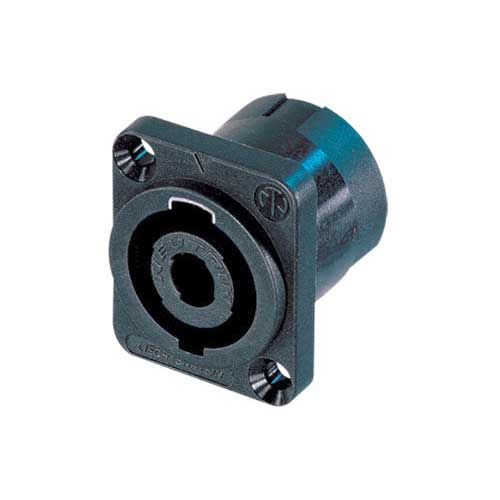 Neutrik NL4MP 4-Pin Male SpeakOn Receptacle