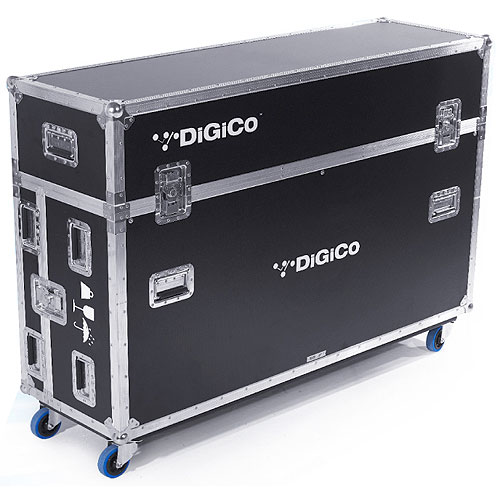 DiGiCo FC-SD10-24 Flight Case for SD10-24 Console