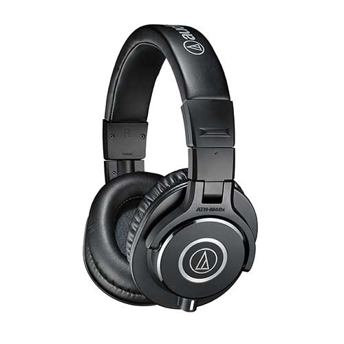 Audio-Technica ATH-M40X Studio Headphones