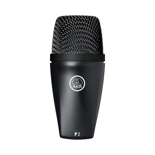 AKG P2, Dynamic microphone designed for low-pitched instruments