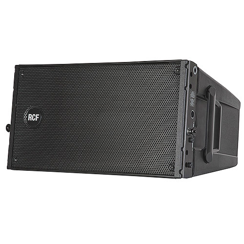 RCF HDL10-A Powered D-Line 2-way line array module