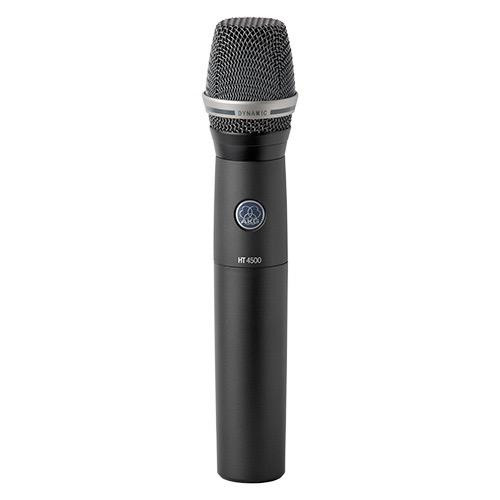 AKG HT4500 BD8, Professional handheld transmitter, NO microphone head, Frequency range of 570.1 to 600.5MHz