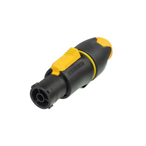 Neutrik NAC3FX-W PowerCon Female Cable Connector
