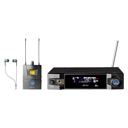 AKG IVM4500 Set BD8-50mW, In Ear Monitoring System. Frequency range of 570.1 to 600.5MHz