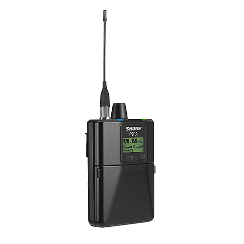 Shure P9RA PSM900 Series IEM Receiver, G6 Frequency