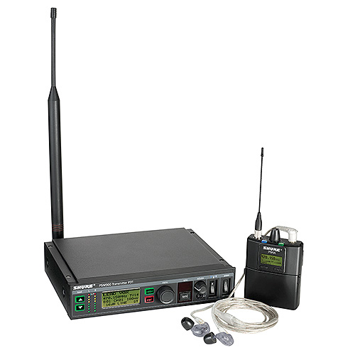 Shure P9TRA425CL-G6 PSM900 Series Wireless System, G6 Frequency