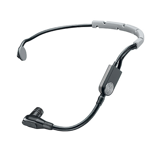 Shure SM35-TQG Headset Cardioid Condenser Mic with Snap-fit Windscreen and TA4F (TQG) Connector