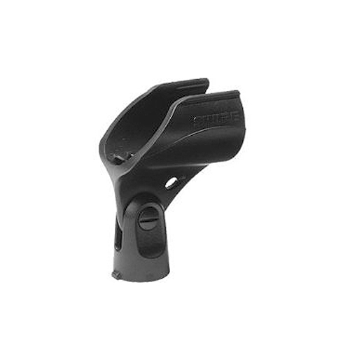 Shure WA371 Wireless Break Resistant Microphone Mic Clip for all Handheld Transmitters