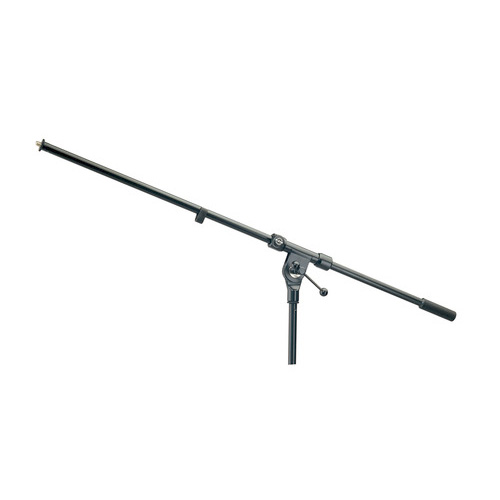 K&M 21100.500.55 Boom Arm Black