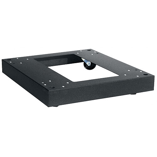 "Middle Atlantic CBS-ERK-25 Caster Base, 25""D, ERK Series"