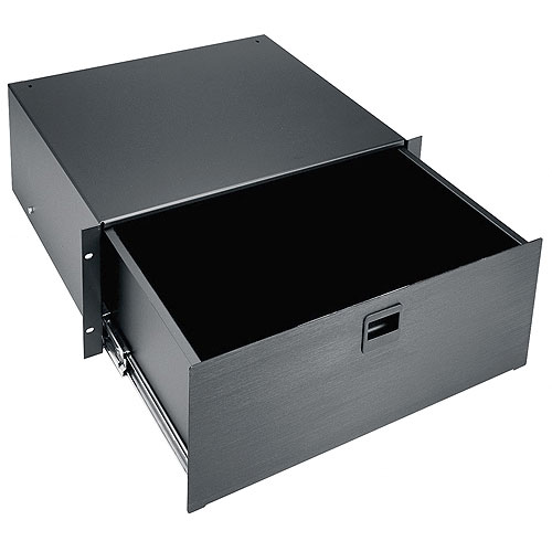 Middle Atlantic D4 Drawer, 4 RU, Anodized