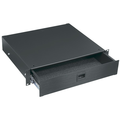 Middle Atlantic D2 Drawer, 2 RU, Anodized