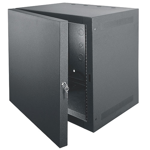 Middle Atlantic SBX-10 Wall Mount Rack, 10 rack spaces