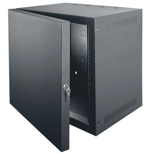 Middle Atlantic SBX-7 Wall Mount Rack, 7 rack spaces
