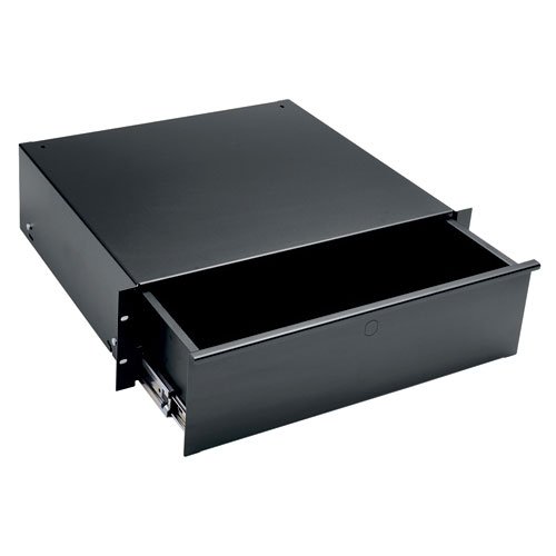 Middle Atlantic UD3 Utility Drawer, 3 Rack Spaces
