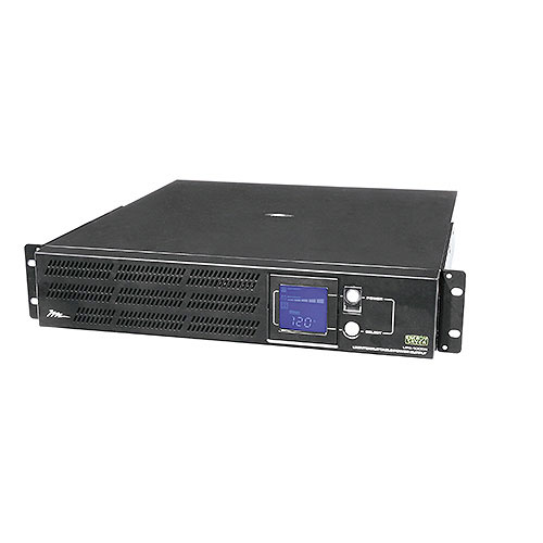 Middle Atlantic UPS-1000R Premium Series UPS Rackmount Power, 8 Outlet, 1000VA/750W