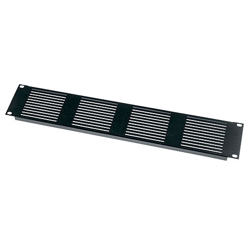Middle Atlantic VTP-2 Slotted Vent Panel, 2 Rack Spaces
