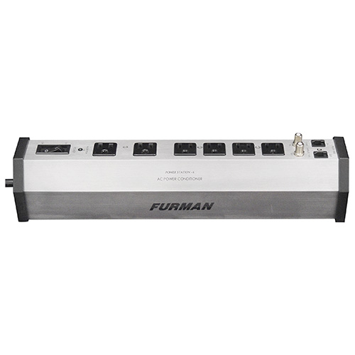 Furman PST-6 15A AC Strip, 6 Outlets