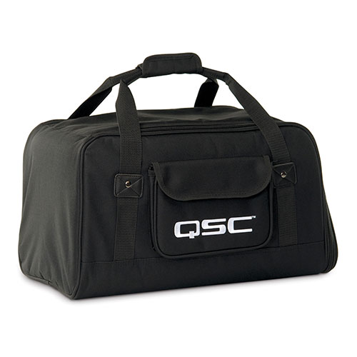 QSC K8 TOTE Soft, padded tote for K8