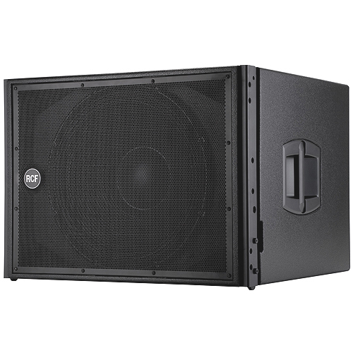 "RCF HDL18-AS Powered Flyable 18"" Subwoofer compatible with HDL20-A"