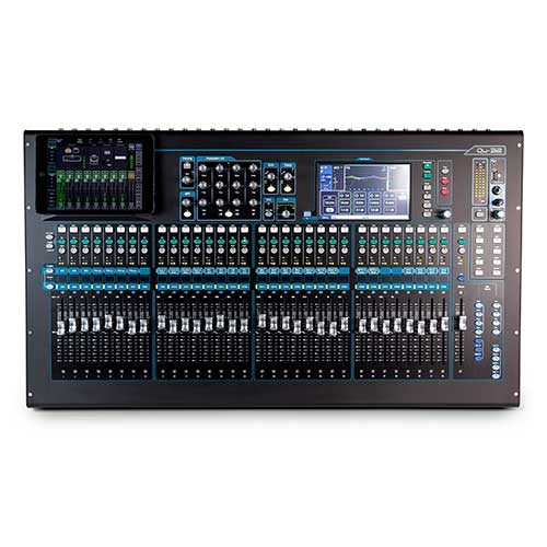 Allen & Heath QU-32C Series Digital Mixer with 32 XLR inputs