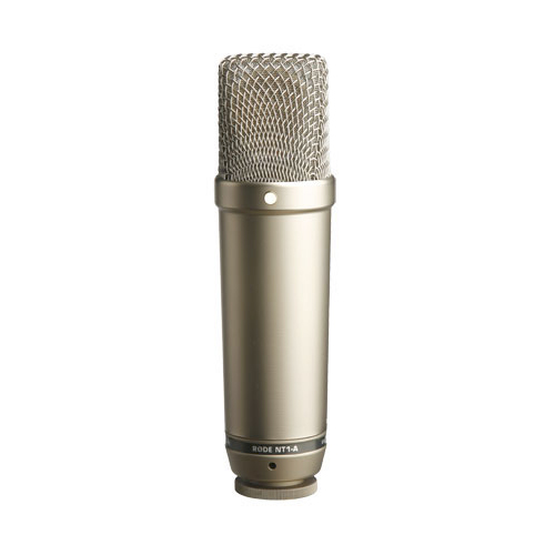 """Rode Microphones NT1-A Incredibly quiet 1"""" cardioid condenser microphone"""