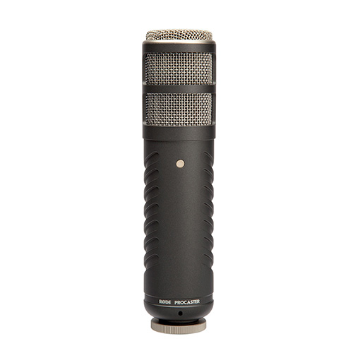 Rode Microphones Procaster Broadcast quality cardioid end-address dynamic microphone