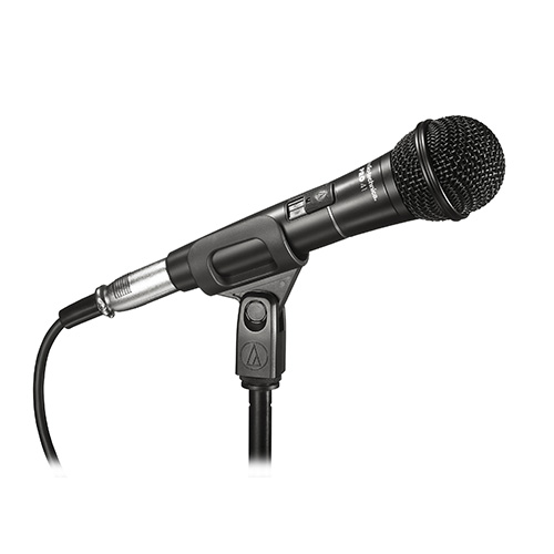 Audio-Technica PRO 41 Cardioid dynamic handheld microphone with cable
