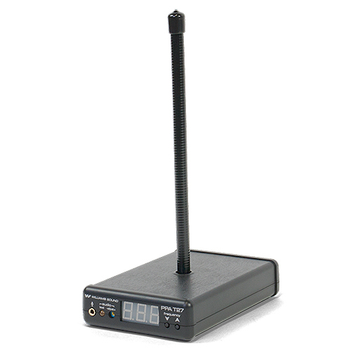 Williams Sound PPA T27 Personal PA Compact Base-Station Transmitter