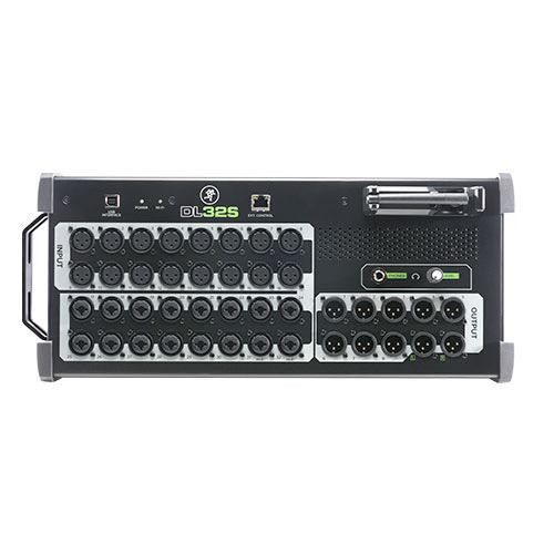 Mackie DL32S, 32-Channel Wireless Digital Live Sound Mixer with Built-In Wi-Fi for Multi-Platform Control