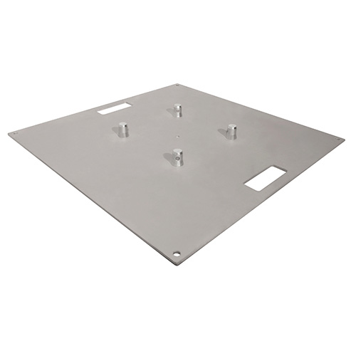 Trusst CT290-4124B 24in Aluminum Base Plate (includes 1 set of half-conical connectors)