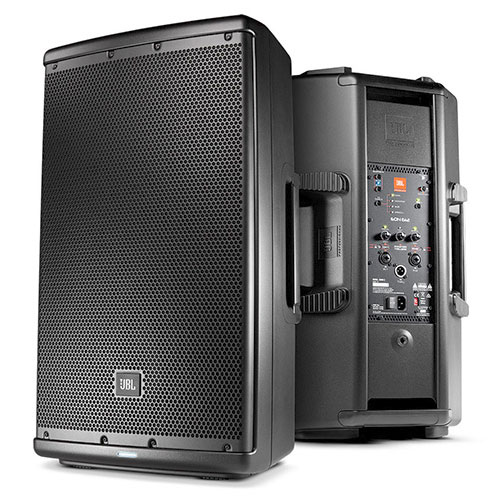 "JBL EON612 Powered 12"" Two-way stage monitor or front of house speaker system"